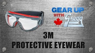 3M Protective Eyewear Options Explained - Gear Up With Gregg's