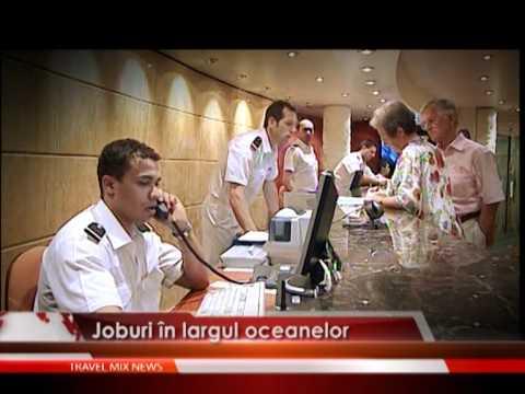 Joburi in largul oceanelor