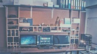 The Ultimate DIY Workspace (POV)