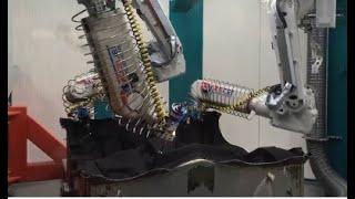 Robotlu Sujeti Kesim Hücresi