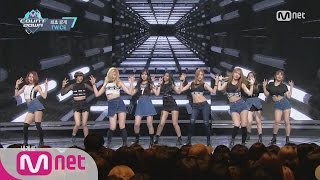 [Mnet]  [TWICE – Touchdown] Comeback Stage l M COUNTDOWN 160428 EP.471