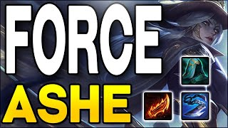 FORCE Ashe Brawlers in 5 Minutes | TFT - Teamfight Tactics Comps Guide | BunnyMuffins