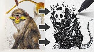 Animali fantastici e come generarli (video senza OGM) 🐸 Fraffrog