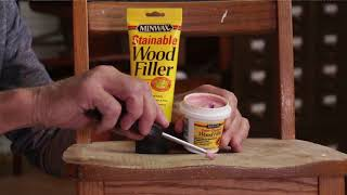 Best Wood Products for Small Repairs