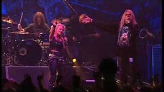 Saxon Feat. Doro Pesch - You've Got Another Thing Comin' (Judas Priest Cover)
