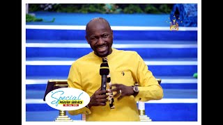 SPECIAL PRAYER Service With Apostle Johnson Suleman {9th July 2020}