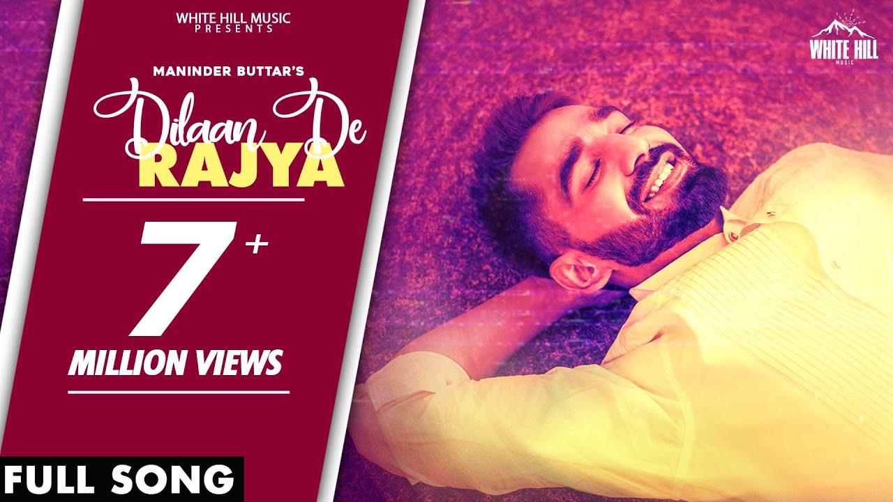 Dilaan De Rajya Lyrics in English Maninder Buttar