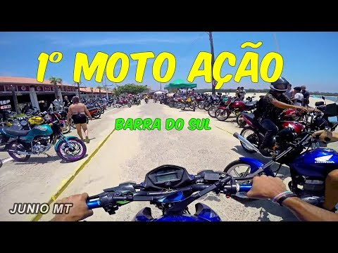 1° MOTO AÇÃO / BALNEÁRIO BARRA DO SUL