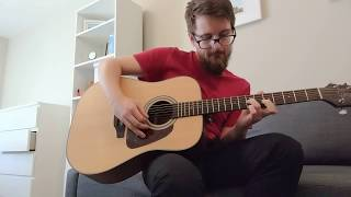 Morning Star - Angra acoustic cover