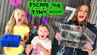 Escape the Tiny House!!! Girls Only!