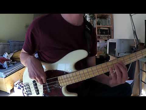 Captain Beefheart  - Candle Mambo // Bass Cover