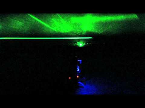 Fyzika helikoptér #6: Laser místo vrtule
