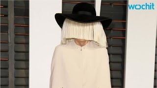 Sia Shows Her Face for the First Time in What Seems Like Forever at Elton John's Party