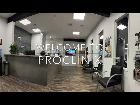 WELCOME TO<br></noscript> <strong>PROCLINIX SPORTS PHYSICAL THERAPY & CHIROPRACTIC</strong>