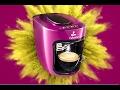 Video produktu Tchibo Cafissimo mini ružový