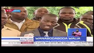 Wanabodaboda wamtaka afisa polisi anaye daiwa kumuua mwenzao kushtakiwa