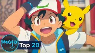 Top 20 Pokemon Movies