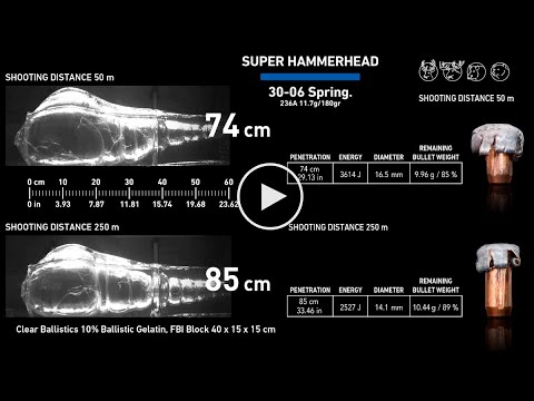Sako Super Hammerhead calibre .30-06
