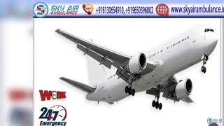 Choose Air Ambulance in Bhubaneswar for Quickest Patient Transportation