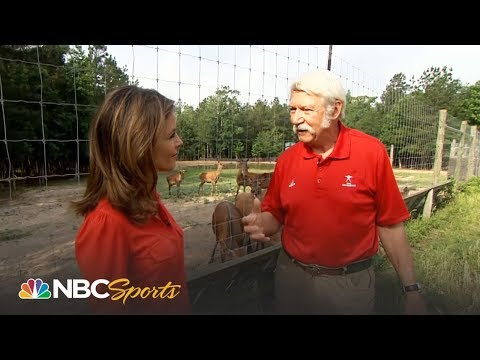 TODAY Goes Inside Karolyi Ranch | NBC Sports