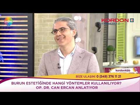 Can Ercan - Açık Ya Da Kapalı Rinoplasti Neye Göre Tercih Edilir - Show Tv Kendine İyi Bak