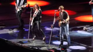 Eric Church and Lizzy Hale Perform 'That's Damn Rock and Roll' at the CMA Fest