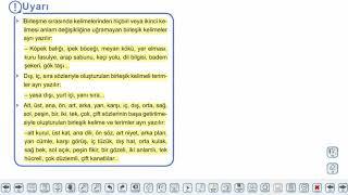 Eğitim Vadisi TYT Türkçe 11.Föy Yazım Kuralları - 3 Konu Anlatım Videoları