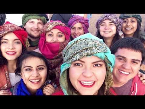 video Alumnos en acción cap10 estudiantes por el mundo - esperando Oximoron