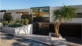 Top Billing tours a beautiful Cape Town home designed by Greg Wright   FULL INSERT