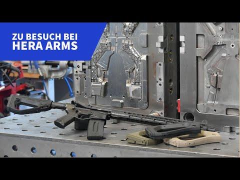 hera-arms: Vor Ort: Blick hinter Kulissen bei HERA Arms. Mit einem exklusivem Video zur Waffenproduktion