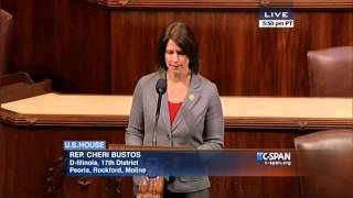 Rep. Bustos Discusses Need to Act on Heroin Epidemic