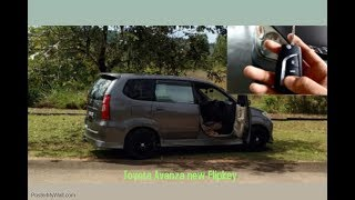 Flip Key Grand New Avanza Veloz Vs Ertiga Toyota Free Video Search Site Findclip Remote Control Flipkey