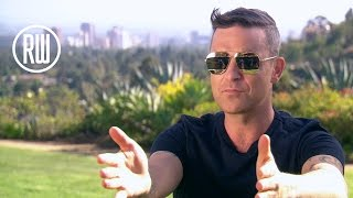 Robbie Williams   Party Like A Russian commentary