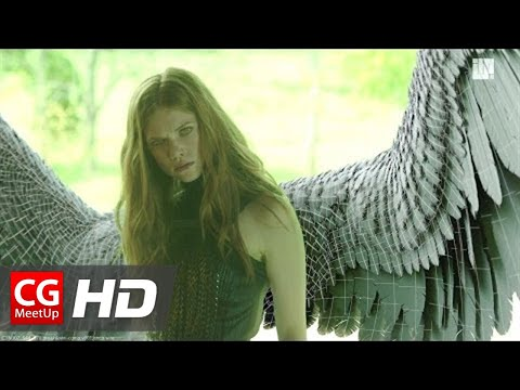 "CGI Vfx Breakdown HD: ""Constantine Vfx Breakdown Blessed are The Damned"" by ILP"