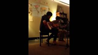 Sungha Jung - On A Brisk Day (Live Cover)
