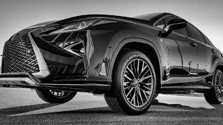 2017 Lexus RX 350 F Sport Review The Best Lexus Luxury SUV Review