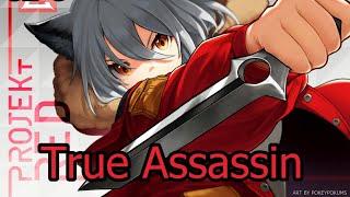Projekt Red  - (Arknights) - 【Arknights】Projekt Red - True Assassin