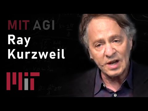 Sample video for Ray Kurzweil