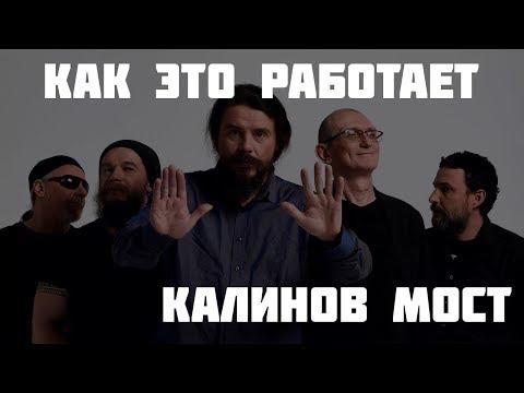 Как это работает — Калинов Мост «Родная» — партия баса