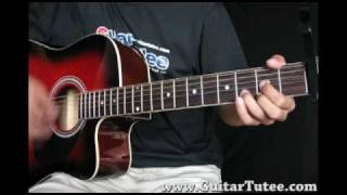 The Killers - Human, by www.GuitarTutee.com