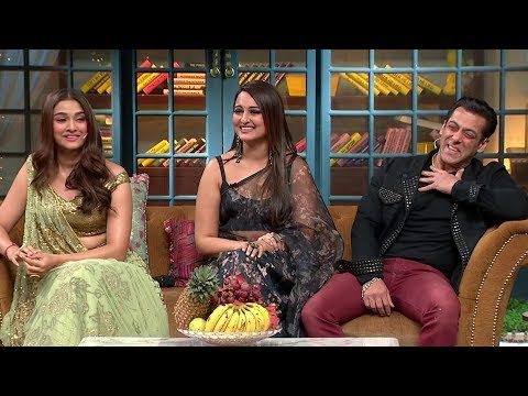 Dabangg 3 movie parmotion  on The Kapil Sharma Show
