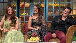 The Kapil Sharma Show Movie Dabangg 3 Episode Uncensored Salman
