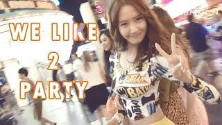 GIRLS' GENERATION & Jessica - WE LIKE 2 PARTY