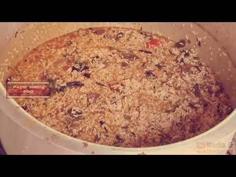 MUTTON FISH CHICKEN FEAST FROM COOKING TILL EATING   COCONUT SHELL Mutton Dum Biryani Recipe