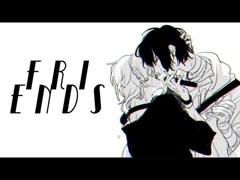 [ AMV ] F R I E N D S   Soukoku forever