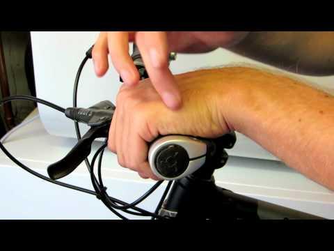Test Ergon GP1 Griffe | Fahrradgriffe Test | Lenkergriffe Test