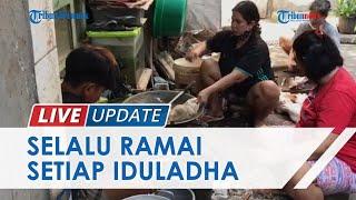 Suasana Kampung Jagal dan Bengkel Kepala di Kota Semarang yang Selalu Ramai Pelanggan saat Iduladha