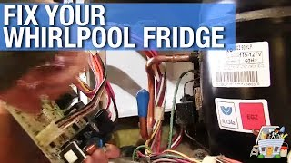 How To Repair a Whirlpool Refrigerator