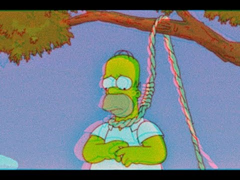 Simpson Sad Wallpaper Iphone Esmm Info