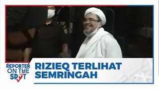 Habib Rizieq Semringah Tanggapi Vonis 8 Bulan Penjara Soal Perkara Kerumunan Petamburan